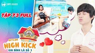 Gia đình là số 1 sitcom | tập 73 full: Kim Long cảm thấy có lỗi với Đức Minh khi cứ mơ mộng về Yumi
