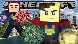Oops Club Minecraft Command Block - MỘT NGÀY TRỞ THÀNH SIÊU ANH HÙNG CÙNG CHUỐI