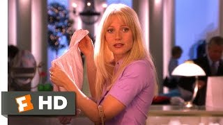 Shallow Hal (2/5) Movie CLIP - Hal Meets Rosemary (2001) HD