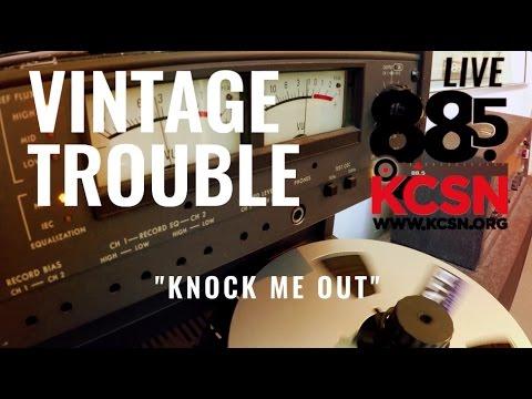 Vintage Trouble    Live @ 885 KCSN   