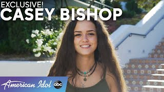 Was It All A Dream? Casey Bishop Reflects On Her Audition - American Idol 2021