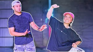 Ex-Dancer Tries Hip Hop For 1st Time in a Year