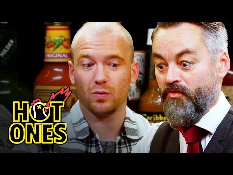 Chili Klaus Faces the Most Extreme Hot Ones Ever