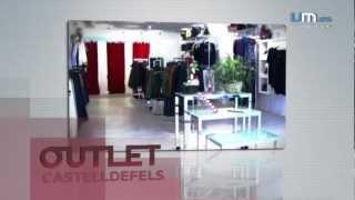 Vídeo presentación OUTLET CASTELLDEFELS
