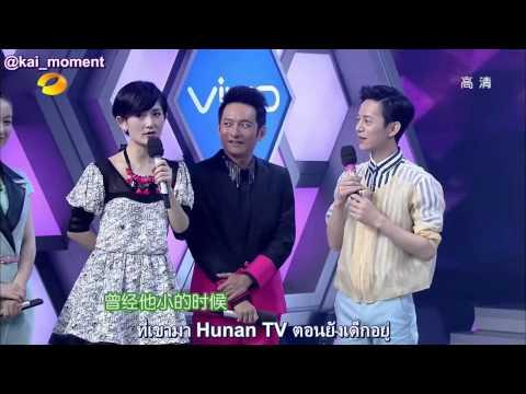 [ไทยซับ-HD] 130706 EXO '快乐大本营' (Happy camp) พาร์ท 1/4