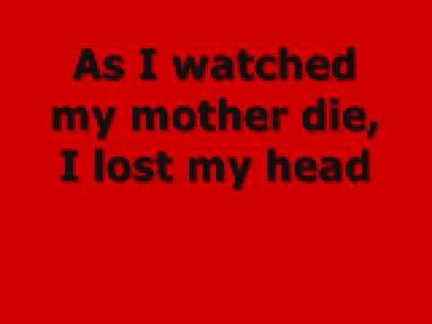 Am I evil lyrics metallica