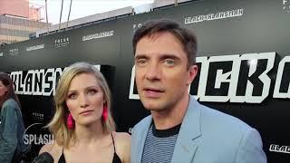 Topher Grace excited for Tom Hardy's Venom | Daily Celebrity News | Splash TV