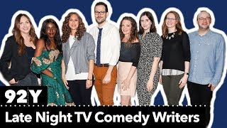 Late Night with Vulture: A Conversation with Late Night TV Comedy Writers