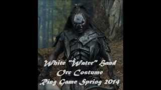 White Water Hand Orc Costume