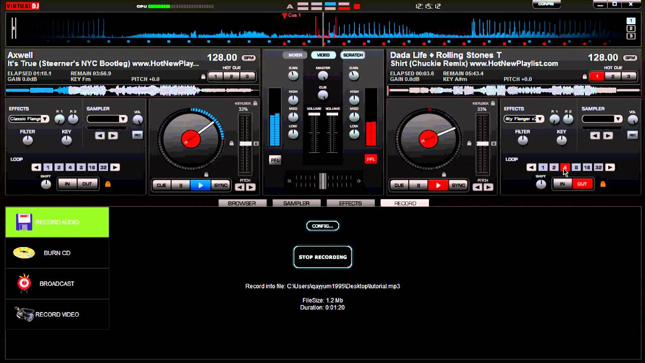 Guide Manual Pdf Virtual Dj 7 user Guide for dummies