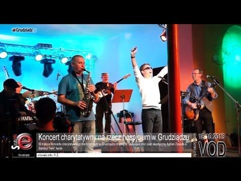 Koncert charytatywny na rzecz hospicjum w Grudziądzu