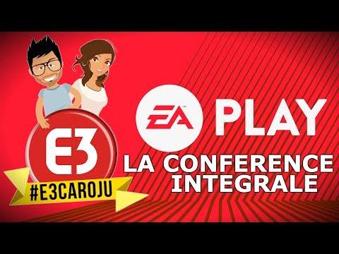 ELECTRONIC ARTS E3 2017 : La conférence en intégralité - YouTube
