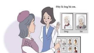 Tiếng Việt Vui - Quyển 1 - Bài 1