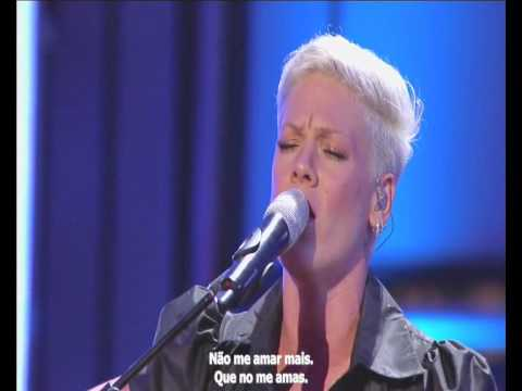 I Don't believe you - Pink - Legendado HD