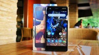 Nokia 2 Resmi Unboxing & Hands on Indonesia
