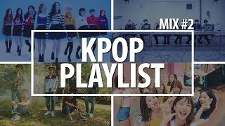 Kpop Playlist 2018   Mix #2 [Party, Dance, Gym, Sport]
