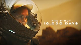 THE FIRST 10,000 DAYS ON MARS (Timelapse)