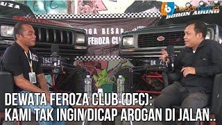 DEWATA FEROZA CLUB (DFC): KAMI TAK INGIN DICAP AROGAN DI JALAN..
