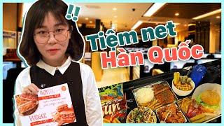 Misthy xài gì hết 1triệu ở tiệm NET Hàn Quốc??? || THY ƠI MÀY ĐI ĐÂU ĐẤY ???