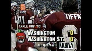 1990 Apple Cup