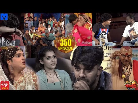 Extra Jabardasth 350 Special Promo 2- Contestants share their tough times- 3rd Sept 2021