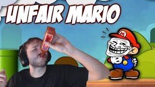 Unfair Mario Hot Sauce Challenge!