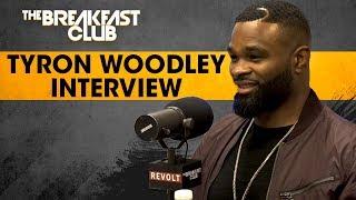 Tyron Woodley On Training Floyd Mayweather Jr, Growing Up In Ferguson + More