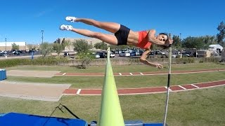"""GoPro: """"Two Roads"""" - Pole Vault with Allison Stokke (Ep. 1)"""