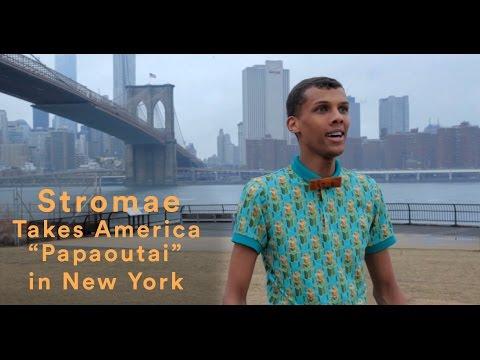 Stromae Takes America -