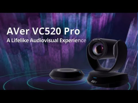 video 1080P USB Conference System VC520 Pro
