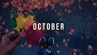"""October"" - Inspiring Trap Beat 