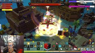 Maple Story  2  Moonlight Fortress lvl 50 dungeon