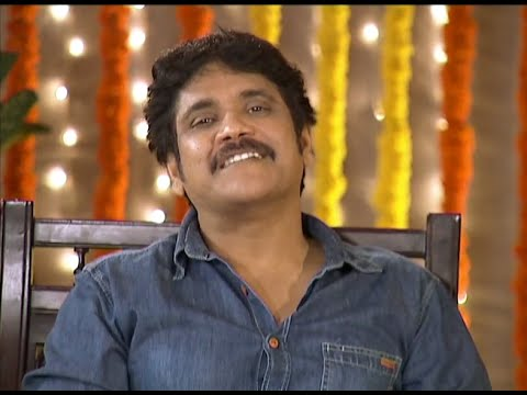 Nagarjuna-Interview-About-Soggade-Chinni-Nayana
