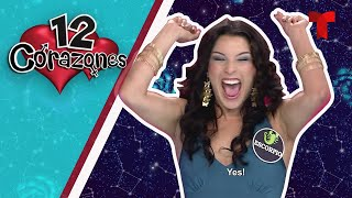 12 Hearts💕: 70s Roller Disco Special! | Full Episode | Telemundo English