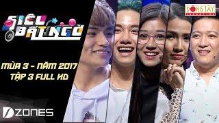 Siêu Bất Ngờ   Mùa 3   Tập 3 Full HD: Hoàng Yến Chibi, Phan Thị Mơ, Đăng Dũng, Minh Sang, Hữu Thắng