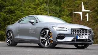 Polestar 1 Prototype: First Drive | Carfection 4K