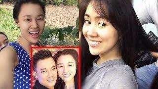 Makeup thì giống Lê Phương,nhưng nhan sắc mặt mộc bà xã Vân Quang Long thua kém 1 trời 1 vực
