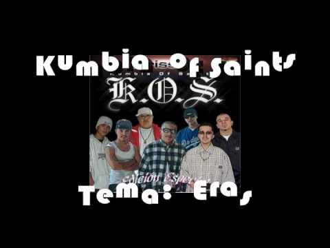 cumbia 2011  Eras - K.O.S  grupo cristiano.wmv