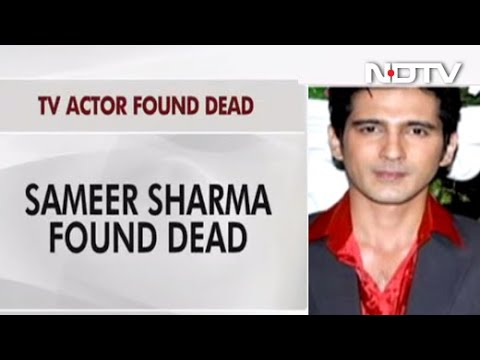 TV Actor found dead at Mumbai home, police suspect suicide