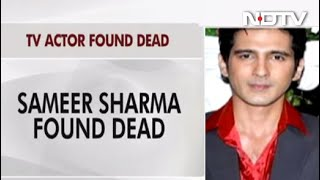 TV Actor found dead at Mumbai home, police suspect suicide..