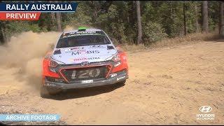 Rally Australia Preview - Hyundai Motorsport 2017