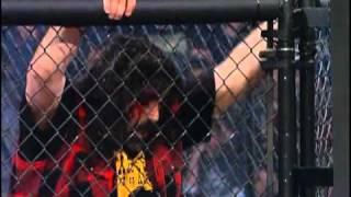 Lockdown 2009: Sting vs. Mick Foley