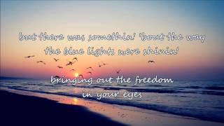 Sam Hunt - Cop Car (with lyrics)[CD version - lyric video]