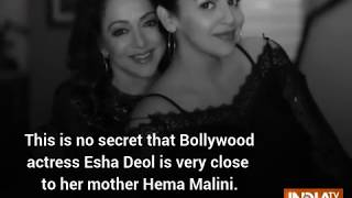 Hema Malini turns 70, Daughter Esha Deol heartfelt post..