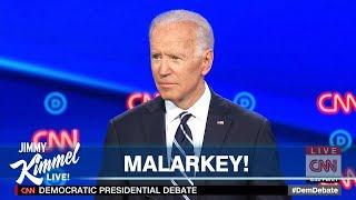 Jimmy Kimmel on Democratic Debate #2