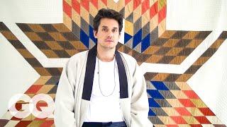 John Mayer Explains His Personal Style   GQ