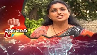 MLA Roja Satires on Pawan Kalyan Gundu Episode , Power Pun..