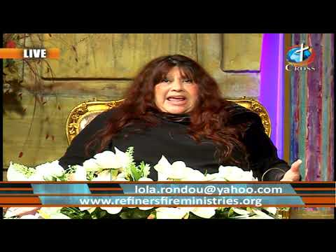 Refiners Fire with Rev Lola Rondou 02-18-2020