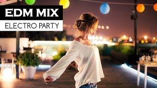 NEW EDM MIX - Electro House & Bigroom Party Music 2018