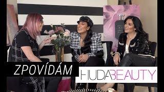 GetTheLouk - Rozhovor s HudaBeauty | Huda & Mona Kattan - Zdroj: